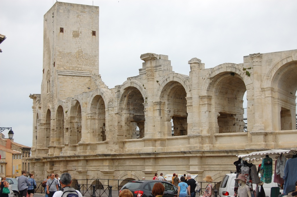 Arênes Arles