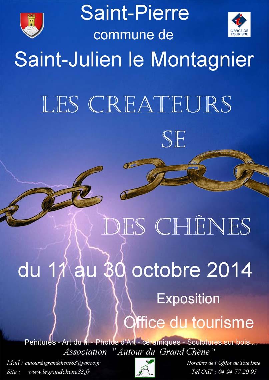 EXPO  LES CREATEURS 2014