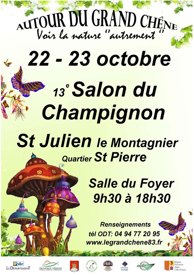 Salon du champignon 2016r